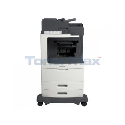 Lexmark MX812dfe MFP